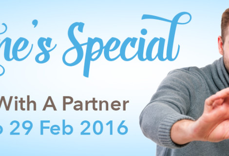 Valentine's Special – Work Out With A Partner at Sky Pilates